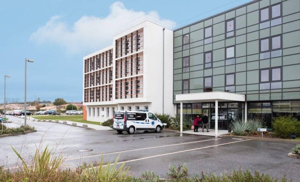 photo de EHPAD Centre Hospitalier  Lombez