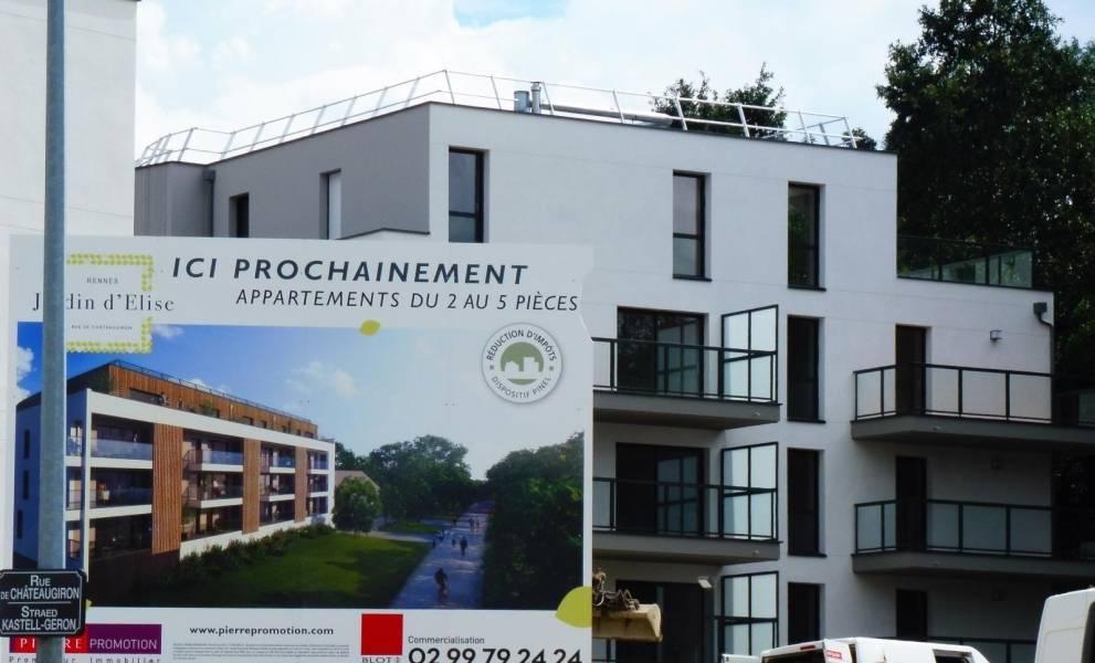 photo de EHPAD Champs Manceaux Rennes