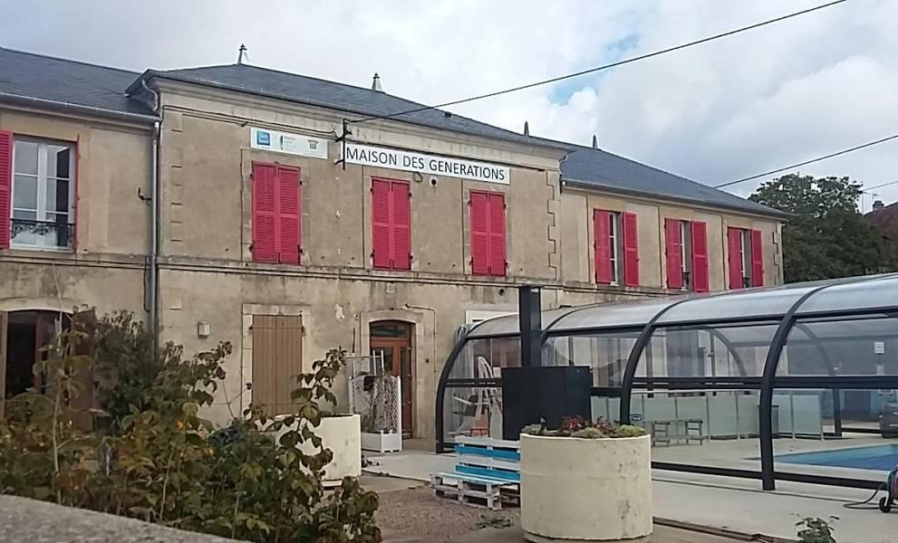 Ehpad La Maison Des Verdiaux Fourchambault