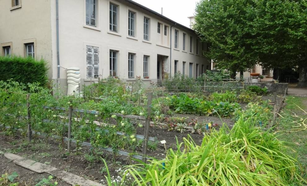 photo de EHPAD Petites Soeurs Des Pauvres Ma Maison Lyon 4e