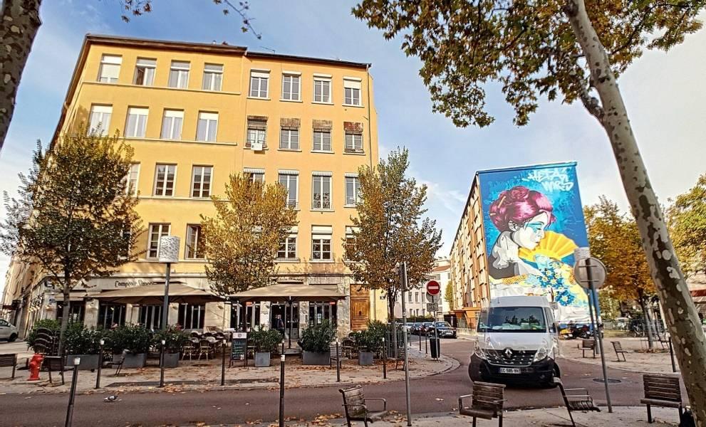 photo de RSS Les Hespérides Lyon Croix Rousse Lyon 1er
