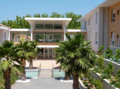 La maison des acacias