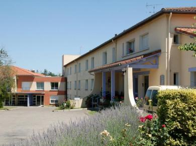 Le Château Fleuri