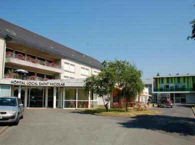 L'Hôpital Saint-Nicolas