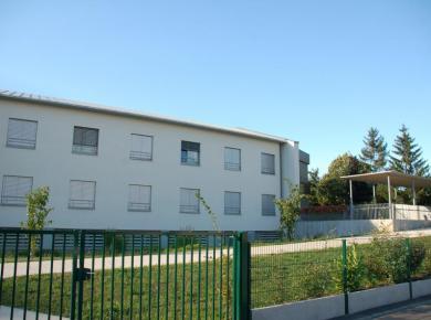 Hospitalier du Centre Alsace site Home du Florimont