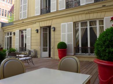 Villa Saint-Romain