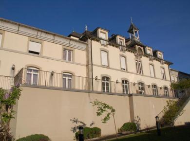 Villa Sainte-Marie Cités Cantaliennes de l'Automne