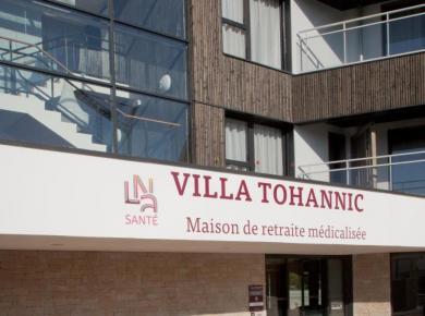 La Villa Tohannic