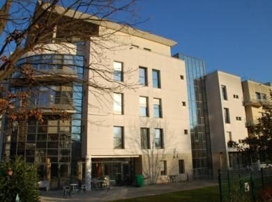 L'Hôpital de Sainte-Perrine