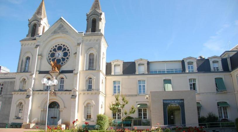 photo de EHPAD Saint Martin la Forêt Angers
