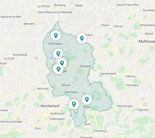 EHPAD Territoire de Belfort