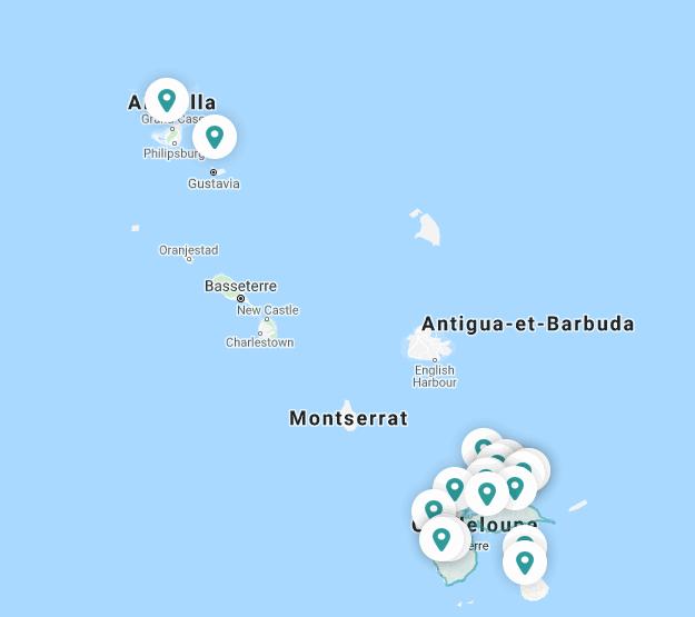 EHPAD Guadeloupe