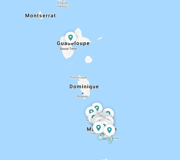 EHPAD Martinique