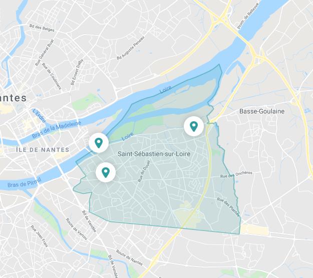 EHPAD Loire-Atlantique