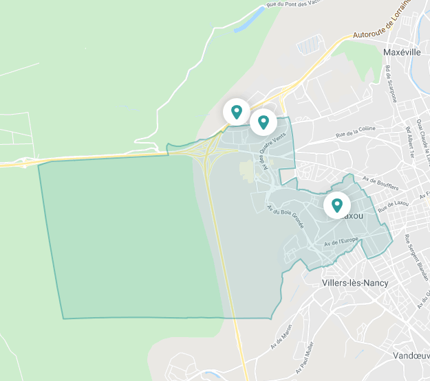 EHPAD Meurthe-et-Moselle